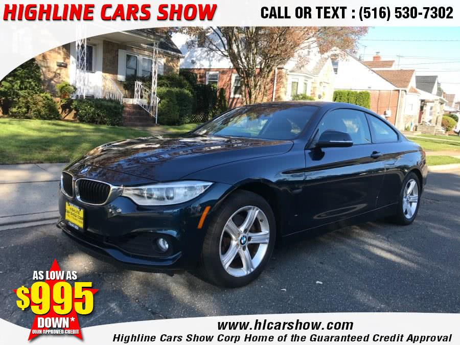 Used BMW 4 Series 2dr Cpe 428i xDrive AWD 2014 | Highline Cars Show Corp. West Hempstead, New York