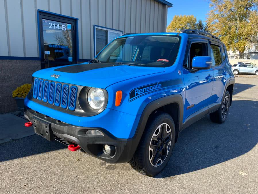 Used 2015 Jeep Renegade in East Windsor, Connecticut | Century Auto And Truck. East Windsor, Connecticut