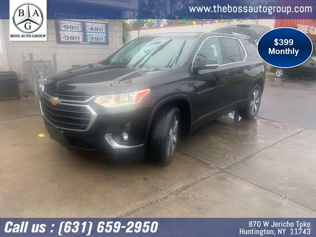 Used 2018 Chevrolet Traverse in Huntington, New York | The Boss Auto Group . Huntington, New York