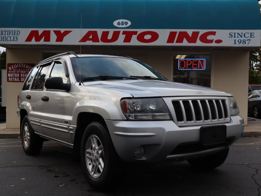 Used 2004 Jeep Grand Cherokee in Huntington Station, New York | My Auto Inc.. Huntington Station, New York