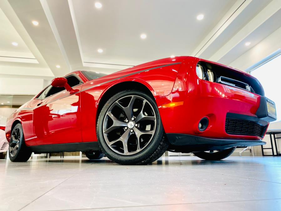 Used Dodge Challenger SXT Plus Coupe 2017 | Luxury Motor Club. Franklin Square, New York