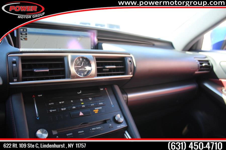 Used Lexus IS-300  F-SPORT IS 300 F Sport AWD 2017 | Power Motor Group. Lindenhurst , New York