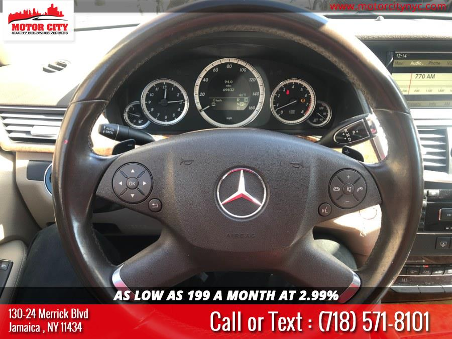Used Mercedes-Benz E-Class 4dr Sdn E350 Sport 4MATIC 2010 | Motor City. Jamaica, New York