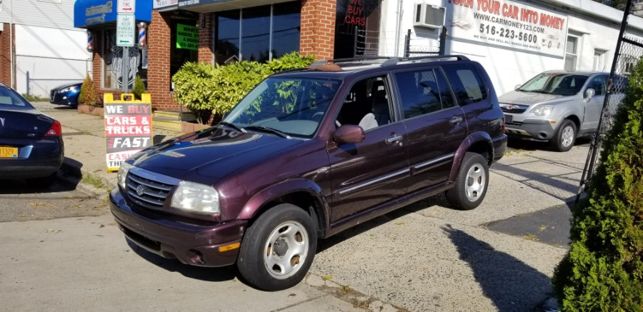 Used Suzuki XL-7 4dr Plus Auto 4WD 2002 | Carmoney Auto Sales. Baldwin, New York