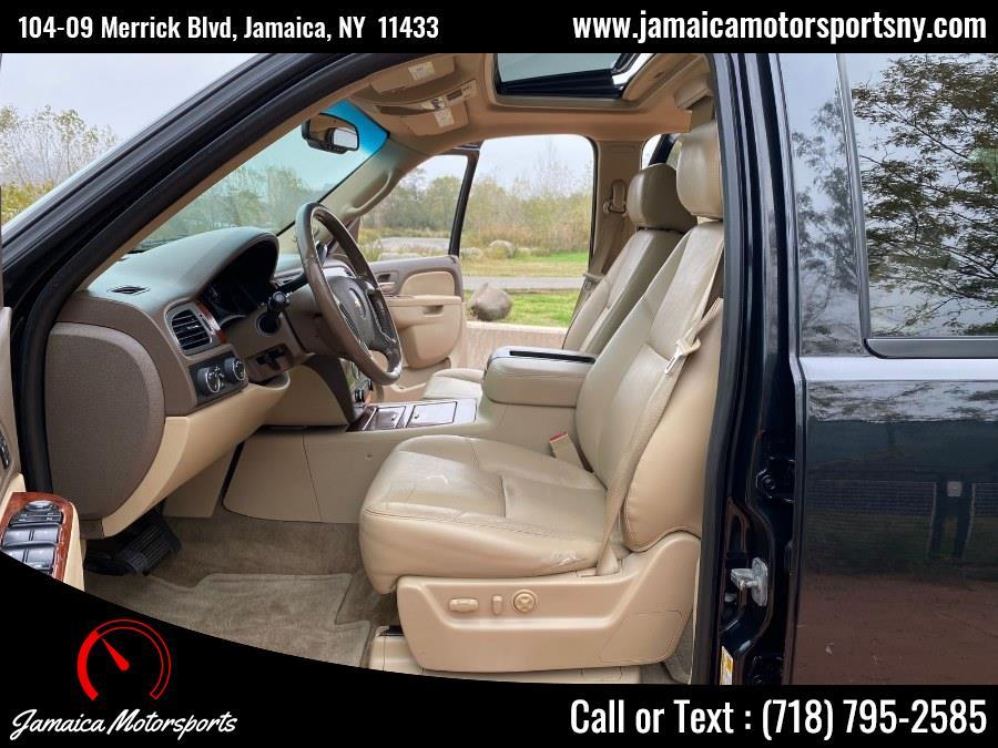 Used Chevrolet Tahoe 4WD 4dr 1500 LTZ 2012 | Jamaica Motor Sports . Jamaica, New York