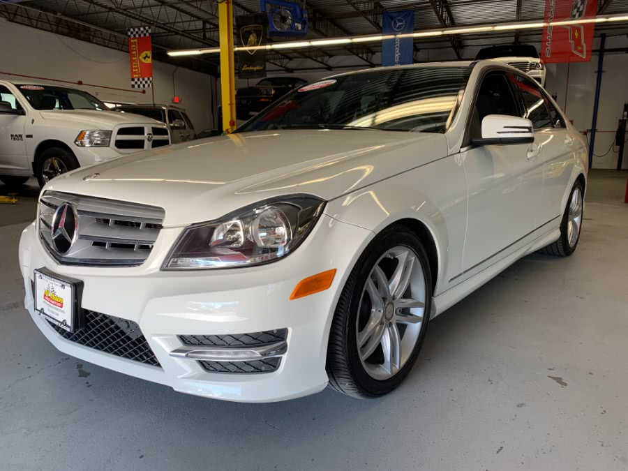 Used 2012 Mercedes-Benz C-Class in West Babylon , New York | MP Motors Inc. West Babylon , New York