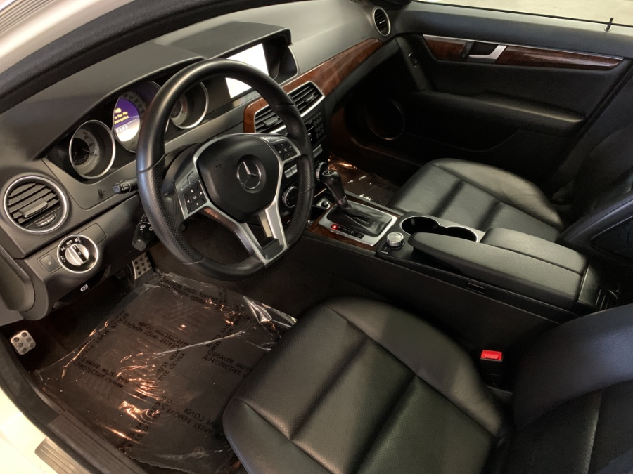 Used Mercedes-Benz C-Class 4dr Sdn C300 Sport 4MATIC 2012   MP Motors Inc. West Babylon , New York