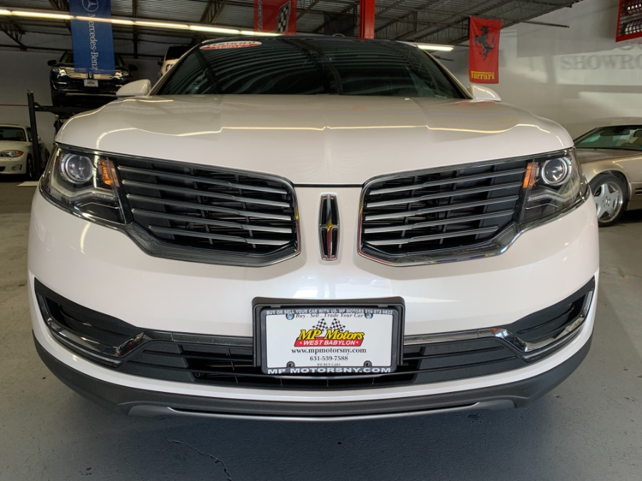 Used Lincoln MKX Reserve AWD 2017 | MP Motors Inc. West Babylon , New York