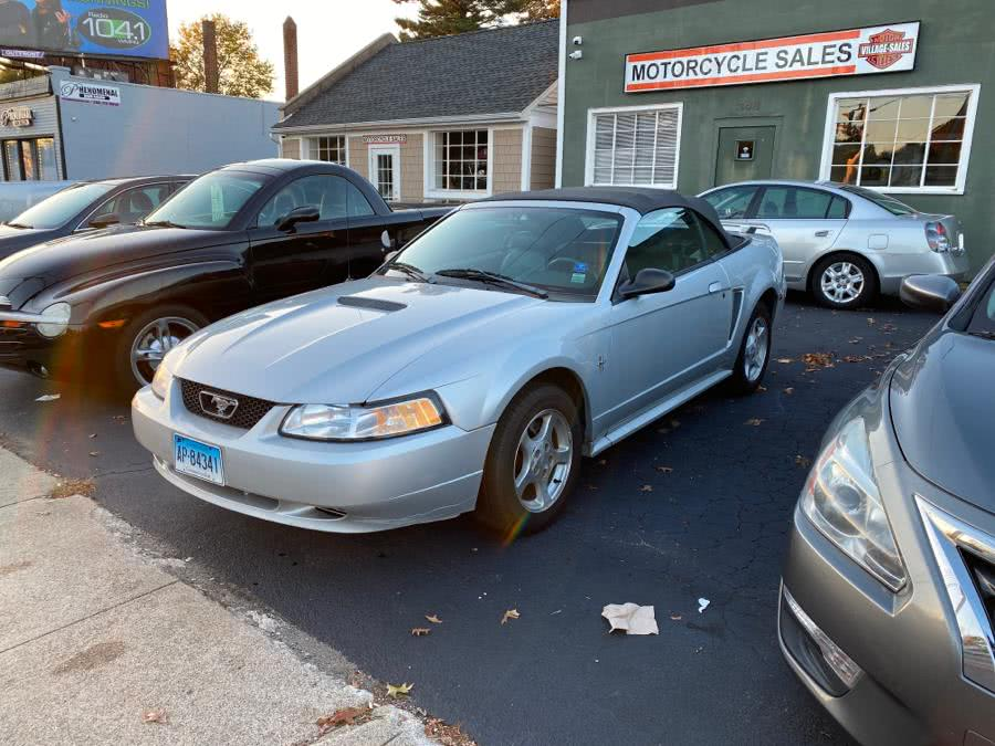 Used 2002 Ford Mustang in Milford, Connecticut | Village Auto Sales. Milford, Connecticut