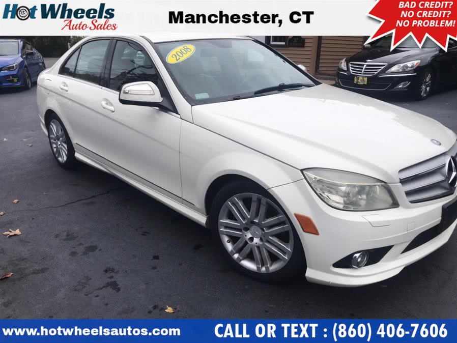 Used 2008 Mercedes-Benz C-Class in Manchester, Connecticut | Hot Wheels Auto Sales LLC. Manchester, Connecticut