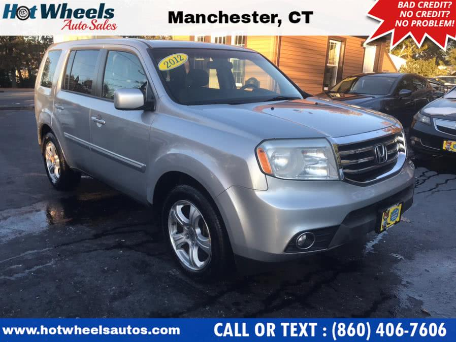 Used 2012 Honda Pilot in Manchester, Connecticut | Hot Wheels Auto Sales LLC. Manchester, Connecticut