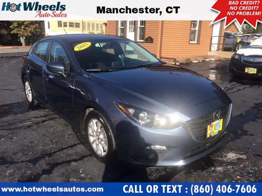 Used 2015 Mazda Mazda3 in Manchester, Connecticut | Hot Wheels Auto Sales LLC. Manchester, Connecticut