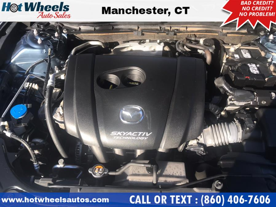 Used Mazda Mazda3 5dr HB Auto i Touring 2015 | Hot Wheels Auto Sales LLC. Manchester, Connecticut