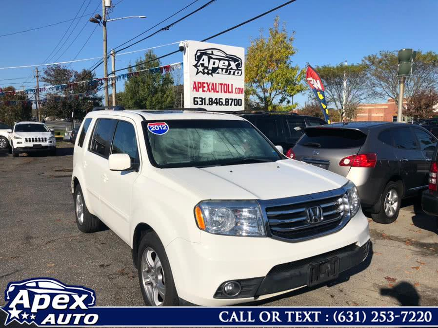 Used 2012 Honda Pilot in Selden, New York | Apex Auto. Selden, New York