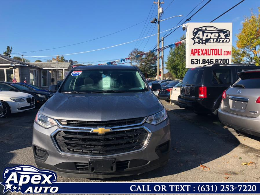 Used Chevrolet Traverse AWD 4dr LS w/1LS 2019 | Apex Auto. Selden, New York