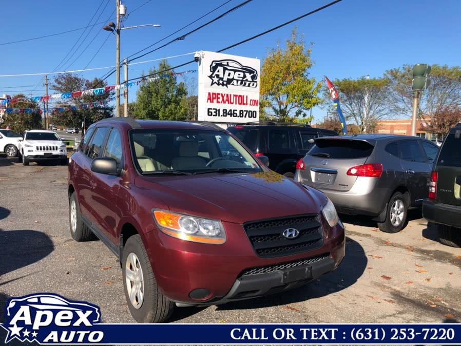 Used 2009 Hyundai Santa Fe in Selden, New York | Apex Auto. Selden, New York