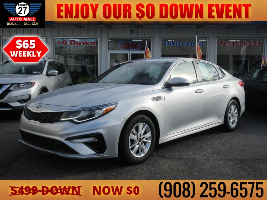 Used 2019 Kia Optima in Linden, New Jersey | Route 27 Auto Mall. Linden, New Jersey