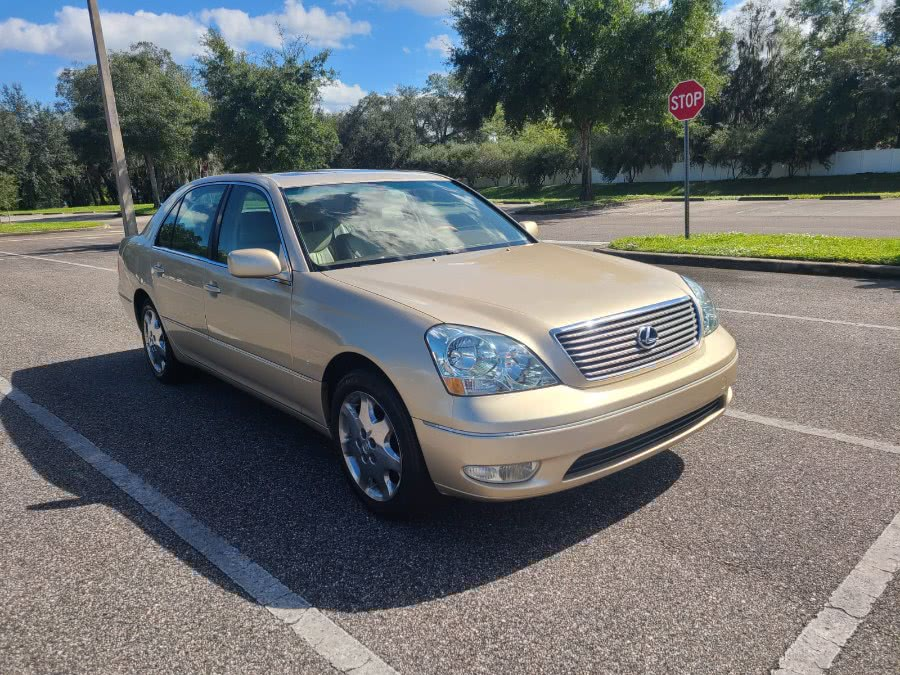 Used 2001 Lexus LS 430 in Longwood, Florida | Majestic Autos Inc.. Longwood, Florida