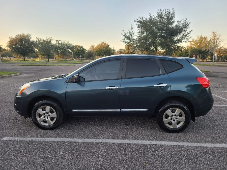 Used Nissan Rogue FWD 4dr S 2013 | Majestic Autos Inc.. Longwood, Florida