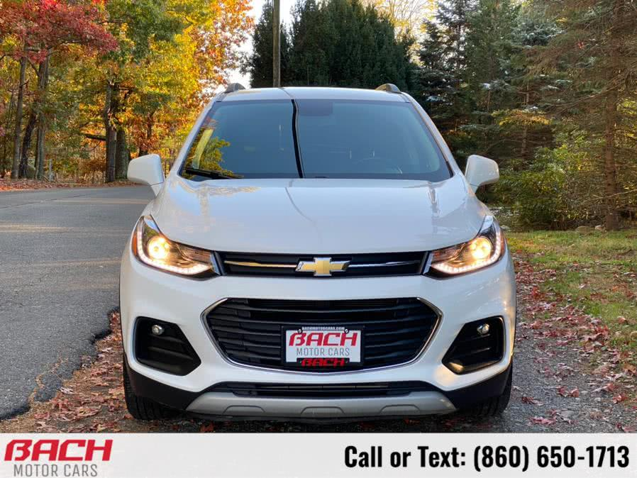 Used 2018 Chevrolet Trax in Canton , Connecticut | Bach Motor Cars. Canton , Connecticut