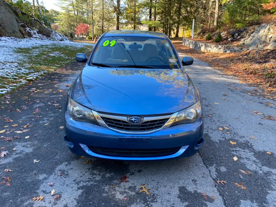 Used 2009 Subaru Impreza Sedan in Swansea, Massachusetts | Gas On The Run. Swansea, Massachusetts