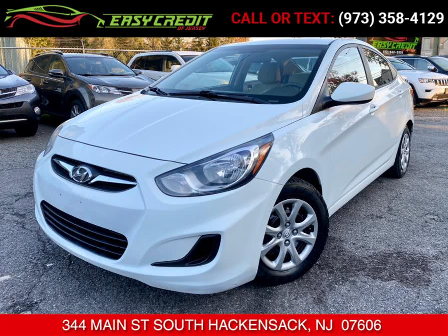 Used 2013 Hyundai Accent in South Hackensack, New Jersey | Easy Credit of Jersey. South Hackensack, New Jersey