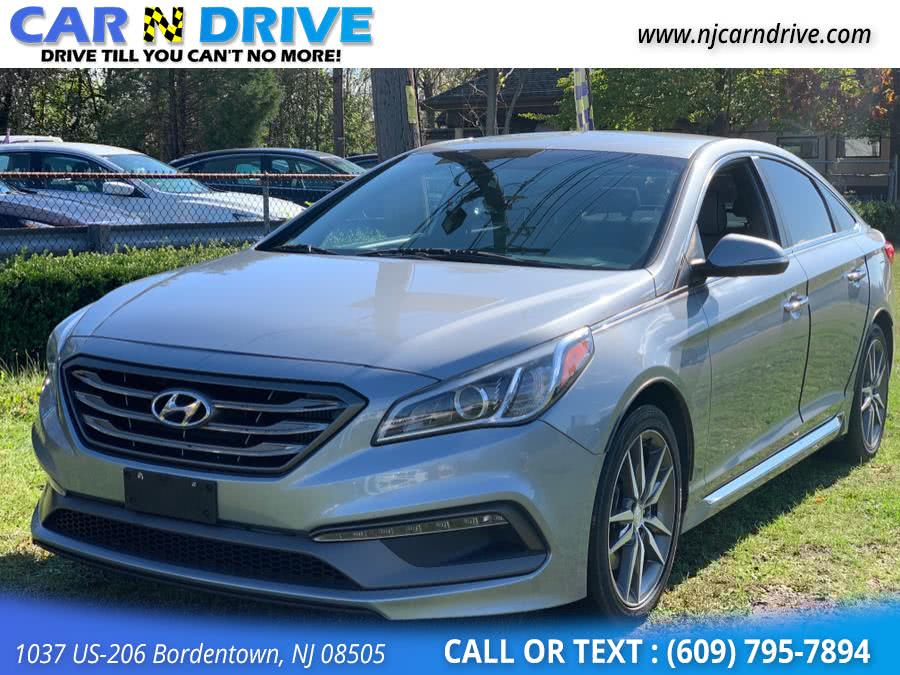 Used Hyundai Sonata Sport 2.0T 2015 | Car N Drive. Bordentown, New Jersey