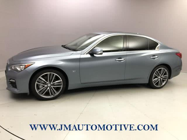 Used 2015 Infiniti Q50 in Naugatuck, Connecticut | J&M Automotive Sls&Svc LLC. Naugatuck, Connecticut