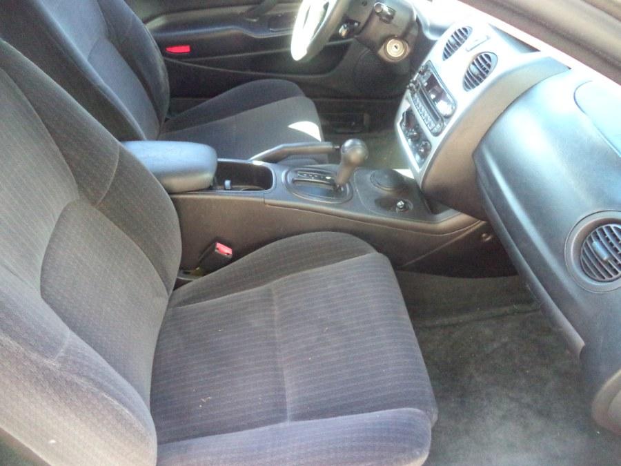 Used Chrysler Sebring 2004 2dr Cpe 2004 | Riverside Motorcars, LLC. Naugatuck, Connecticut