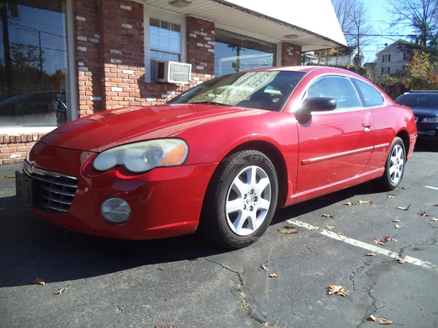 Used 2004 Chrysler Sebring in Naugatuck, Connecticut | Riverside Motorcars, LLC. Naugatuck, Connecticut