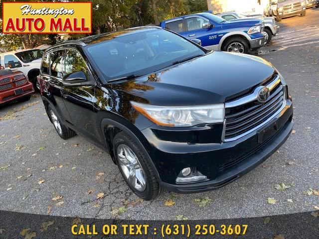 Used Toyota Highlander AWD 4dr V6 Limited (Natl) 2014 | Huntington Auto Mall. Huntington Station, New York