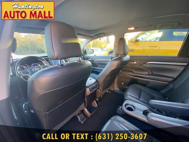 Used Toyota Highlander AWD 4dr V6 Limited (Natl) 2014   Huntington Auto Mall. Huntington Station, New York