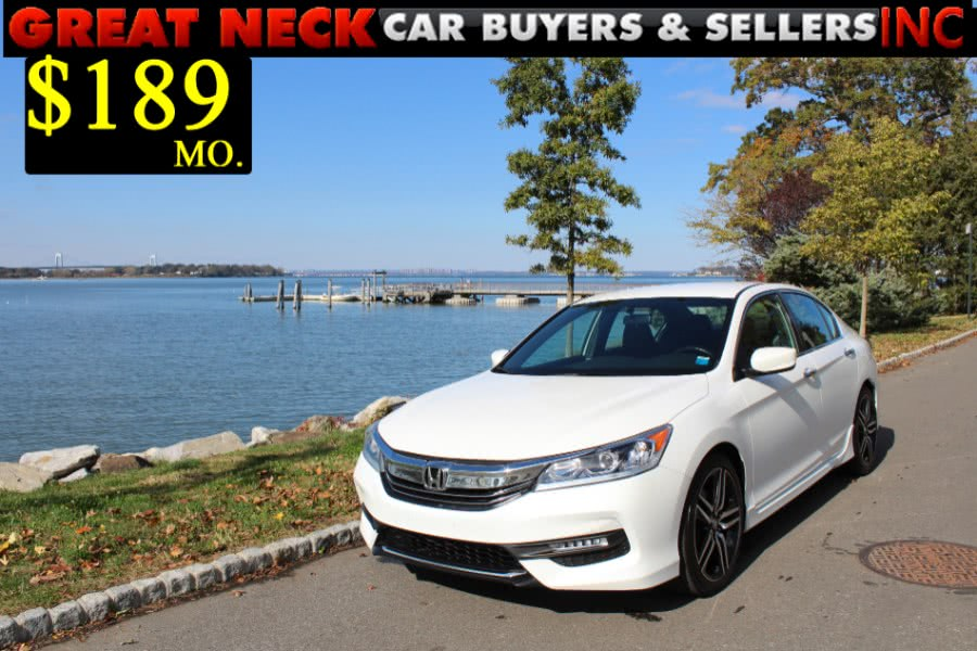 Used 2017 Honda Accord Sedan in Great Neck, New York