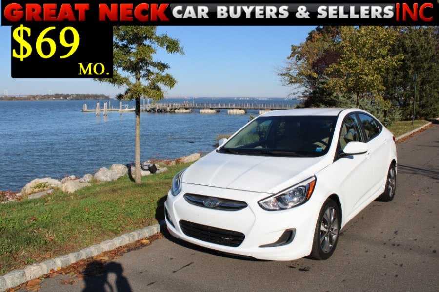 Used 2017 Hyundai Accent in Great Neck, New York