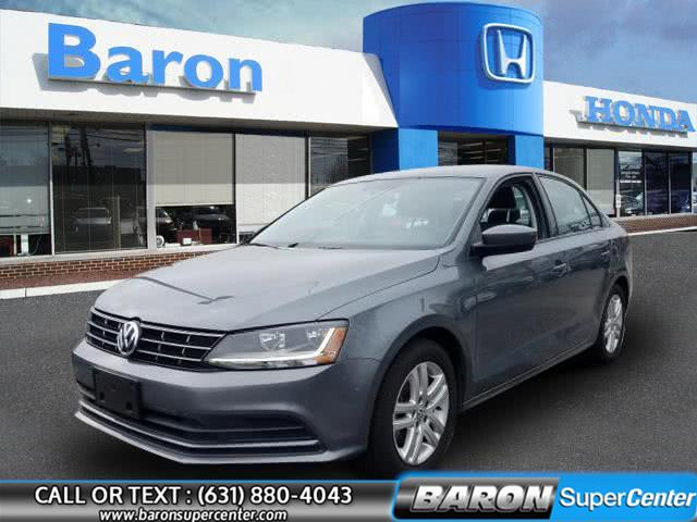Used 2018 Volkswagen Jetta in Patchogue, New York | Baron Supercenter. Patchogue, New York
