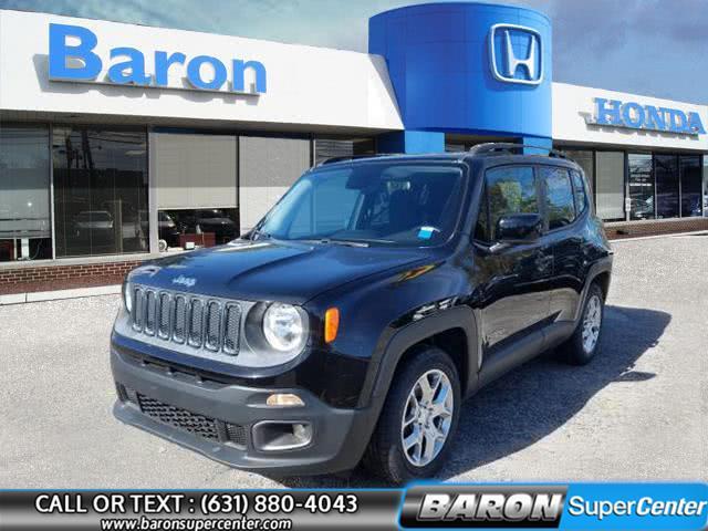 Used Jeep Renegade Latitude 2016 | Baron Supercenter. Patchogue, New York