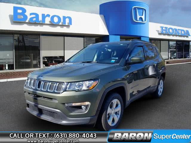 Used 2018 Jeep Compass in Patchogue, New York | Baron Supercenter. Patchogue, New York
