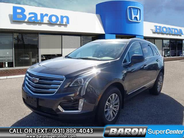 Used 2017 Cadillac Xt5 in Patchogue, New York | Baron Supercenter. Patchogue, New York