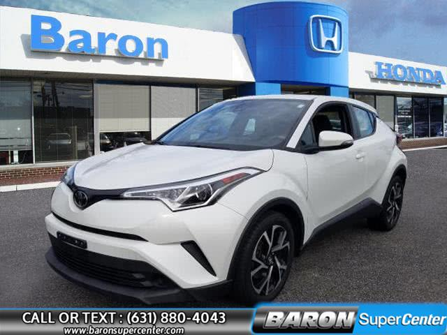 Used 2018 Toyota C-hr in Patchogue, New York | Baron Supercenter. Patchogue, New York