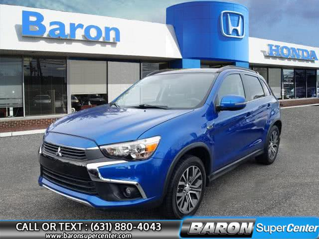 Used 2016 Mitsubishi Outlander Sport in Patchogue, New York | Baron Supercenter. Patchogue, New York