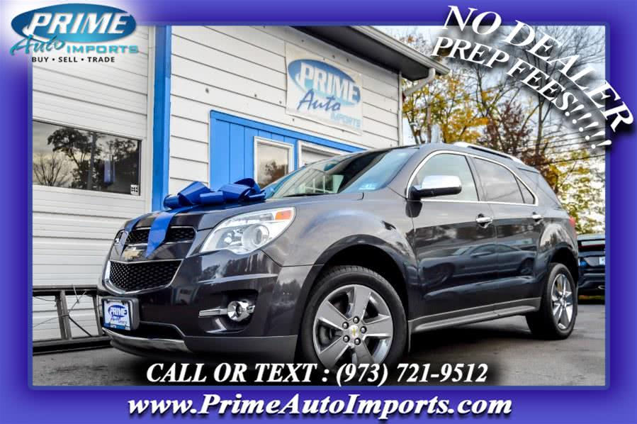 Used 2013 Chevrolet Equinox in Bloomingdale, New Jersey | Prime Auto Imports. Bloomingdale, New Jersey