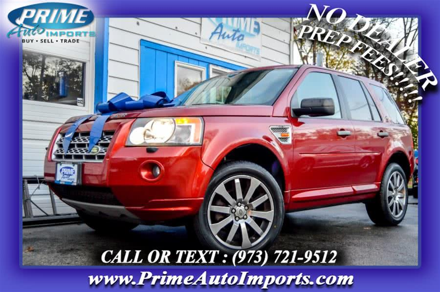 Used 2008 Land Rover LR2 in Bloomingdale, New Jersey | Prime Auto Imports. Bloomingdale, New Jersey