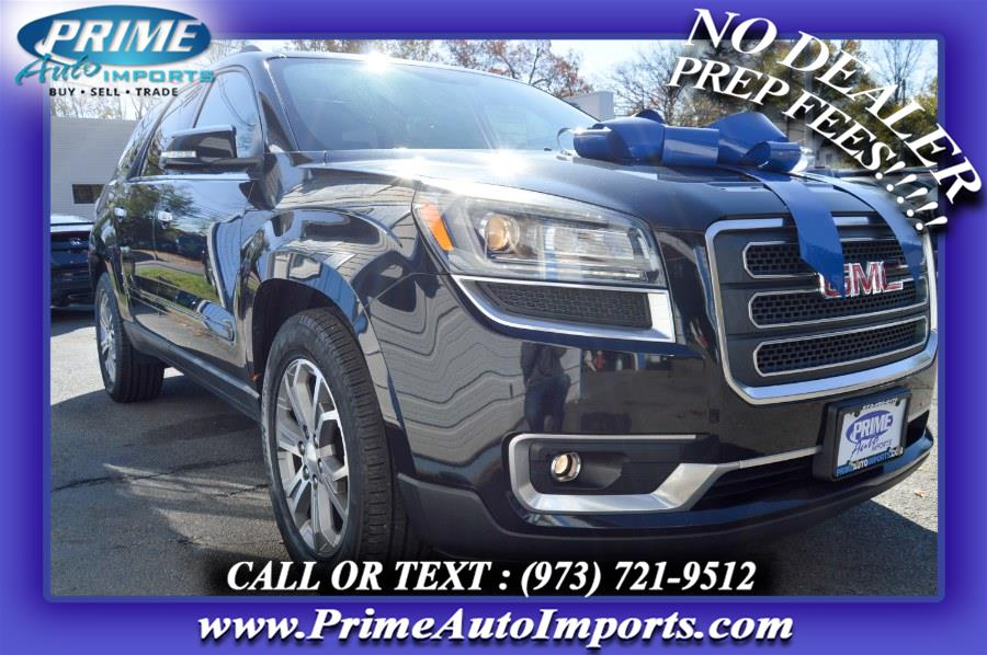 Used GMC Acadia AWD 4dr SLT2 2014 | Prime Auto Imports. Bloomingdale, New Jersey