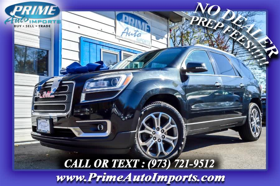 Used 2014 GMC Acadia in Bloomingdale, New Jersey | Prime Auto Imports. Bloomingdale, New Jersey