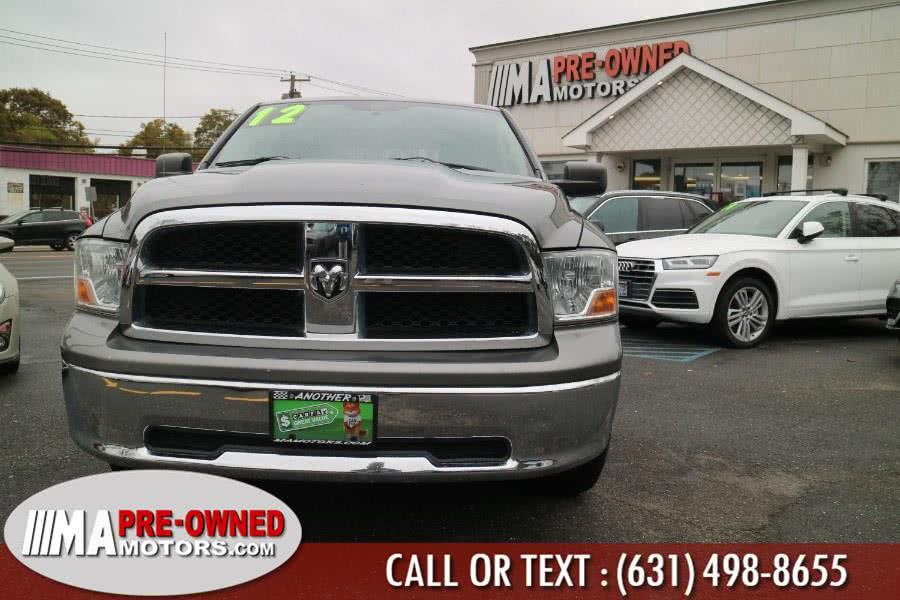 Used 2012 Ram 1500 QUAD CAB 5.7 HEMI in Huntington, New York | M & A Motors. Huntington, New York