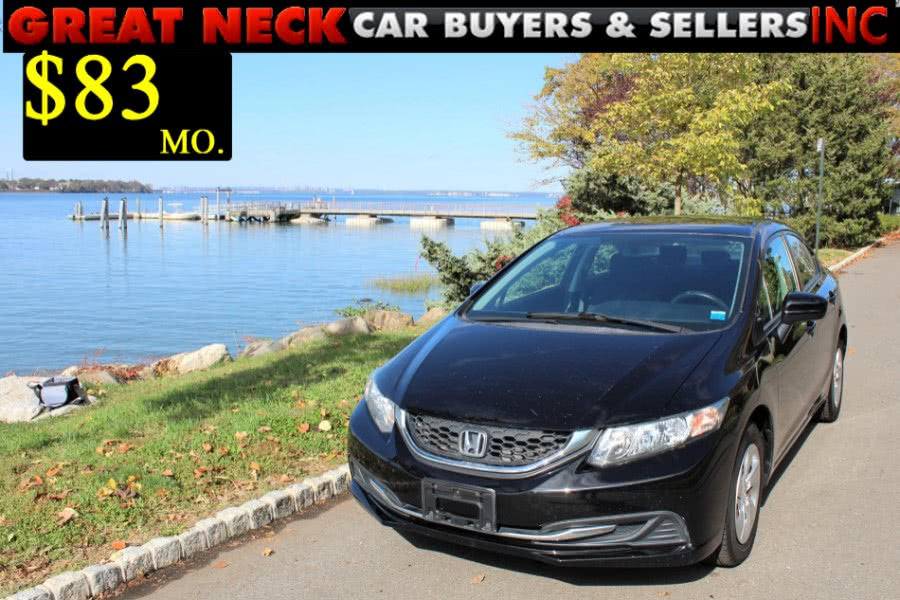 Used 2014 Honda Civic Sedan in Great Neck, New York