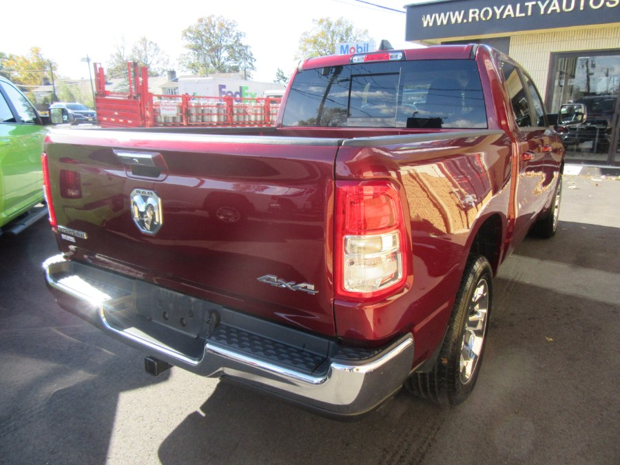 """Used Ram 1500 Big Horn/Lone Star 4x4 Crew Cab 5''7"""" Box 2019 
