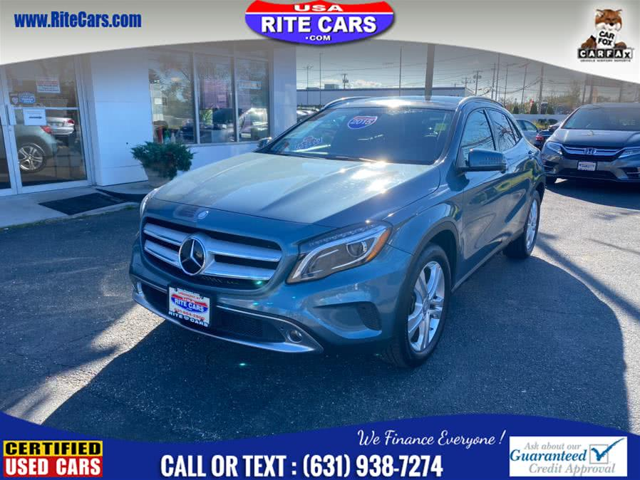 Used Mercedes-Benz GLA-Class 4MATIC 4dr GLA250 2015 | Rite Cars, Inc. Lindenhurst, New York