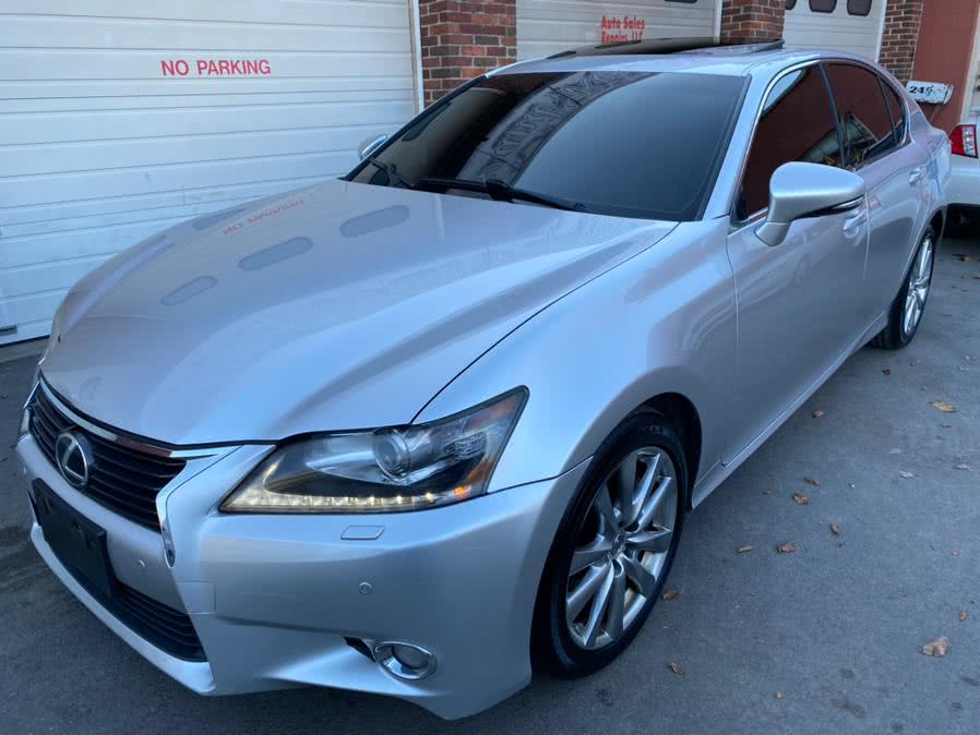 Used Lexus GS 350 4dr Sdn AWD 2013 | Primetime Auto Sales and Repair. New Haven, Connecticut