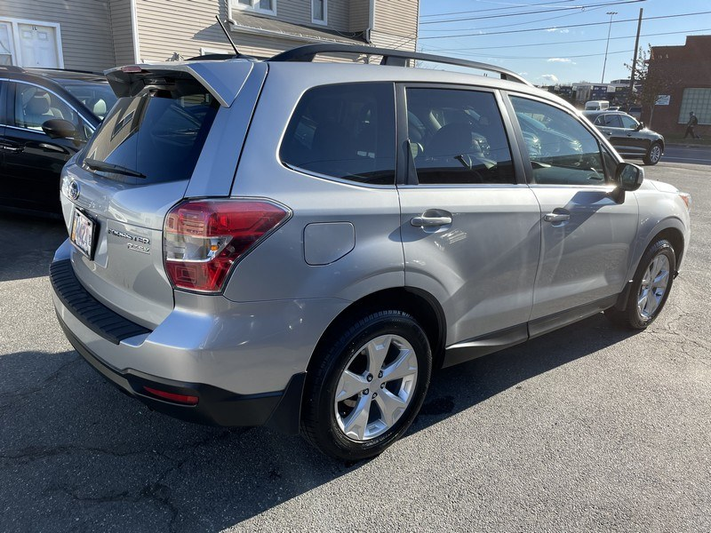 Used Subaru Forester 4dr CVT 2.5i Limited PZEV 2015 | Union Street Auto Sales. West Springfield, Massachusetts
